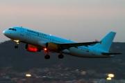 EC-ICT, Airbus A320-200, Vueling