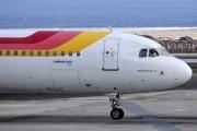 EC-ILP, Airbus A321-200, Iberia