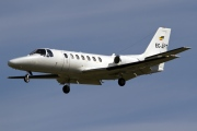 EC-JFT, Cessna 560-Citation Ultra, Wondair