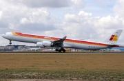 EC-JLE, Airbus A340-600, Iberia
