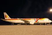 EC-JZM, Airbus A321-200, Iberia