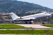 EC-KKN, Bombardier Global Express, Private