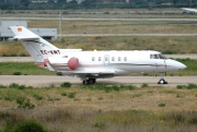 EC-KMT, Hawker 900XP, Private