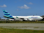 EC-KSM, Boeing 747-400, Pullmantur Air