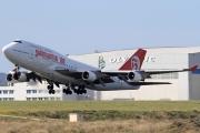 EC-KXN, Boeing 747-400, Pullmantur Air