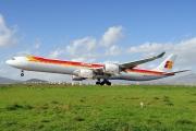 EC-LCZ, Airbus A340-600, Iberia