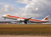 EC-LEU, Airbus A340-600, Iberia