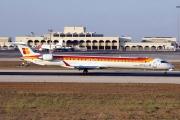 EC-LJX, Bombardier CRJ-1000, Air Nostrum (Iberia Regional)