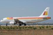 EC-LKG, Airbus A320-200, Iberia
