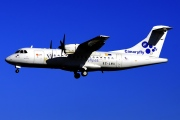 EC-LMX, ATR 42-320, Canary Fly