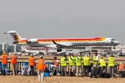 EC-LPG, Bombardier CRJ-1000, Air Nostrum (Iberia Regional)