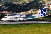 EC-LZR, ATR 72-200, Canary Fly