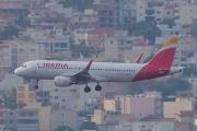 EC-MCS, Airbus A320-200, Iberia