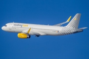 EC-MES, Airbus A320-200, Vueling