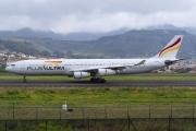 EC-MFB, Airbus A340-300, Plus Ultra