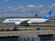 EC-MIG, Boeing 787-8 Dreamliner, Air Europa