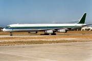 EI-BNA, Douglas DC-8-63CF, Saudi Arabian Airlines