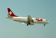 EI-BZT, Boeing 737-300, TEA Switzerland