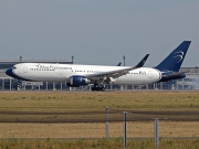 EI-CMD, Boeing 767-300ER, Blue Panorama