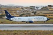 EI-CUA, Boeing 737-400, Blue Panorama
