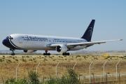 EI-DJL, Boeing 767-300ER, Blue Panorama