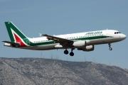 EI-DSC, Airbus A320-200, Alitalia