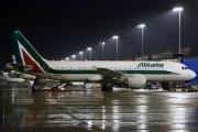 EI-DSP, Airbus A320-200, Alitalia