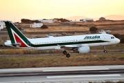 EI-DTH, Airbus A320-200, Alitalia