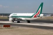 EI-DTJ, Airbus A320-200, Alitalia