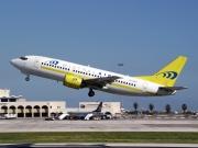 EI-DVC, Boeing 737-300(QC), Mistral Air