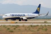 EI-DWL, Boeing 737-800, Ryanair