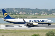 EI-EBI, Boeing 737-800, Ryanair
