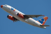 EI-EDM, Airbus A319-100, Wind Jet