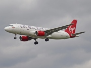 EI-EZW, Airbus A320-200, Virgin Atlantic