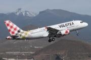EI-FMT, Airbus A319-100, Volotea Airlines