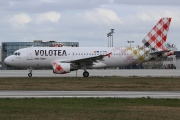 EI-FMU, Airbus A319-100, Volotea Airlines