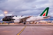 EI-IMI, Airbus A319-100, Alitalia