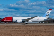 EI-LND, Boeing 787-8 Dreamliner, Norwegian Long Haul