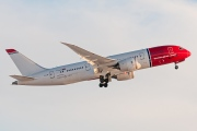 EI-LNF, Boeing 787-8 Dreamliner, Norwegian Air Shuttle