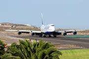 EI-XLB, Boeing 747-400, Transaero