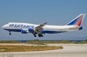 EI-XLH, Boeing 747-400, Transaero