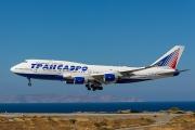 EI-XLN, Boeing 747-400, Transaero