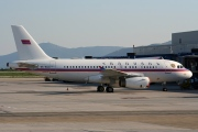 EK-RA01, Airbus A319-100CJ, Armenian Government