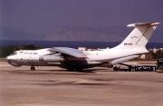EP-ALI, Ilyushin Il-76-TD, Atlas Air (Iran)