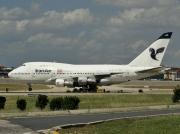 EP-IAD, Boeing 747-SP, Iran Air