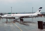 EP-IBC, Airbus A300B4-600R, Iran Air