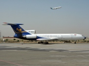 EP-MCV, Tupolev Tu-154M, Iran Air Tour Airline