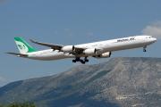 EP-MMR, Airbus A340-600, Mahan Air