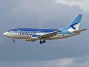 ES-ABH, Boeing 737-500, Estonian Air