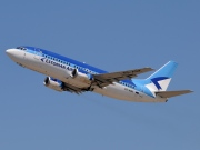 ES-ABK, Boeing 737-300, Estonian Air